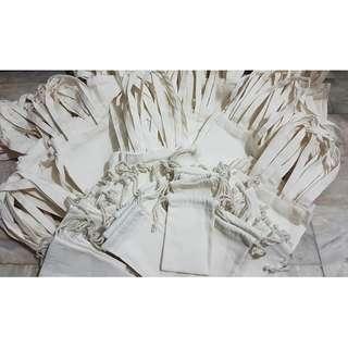 Katsa Kacha Katcha Canvas Bags (Tote-String-Pouch-Purse)