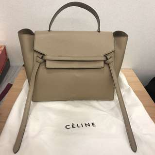 Celine medium belt