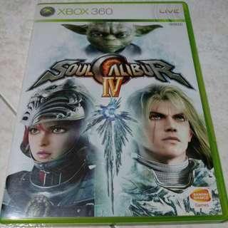 Xbox 360 - Soul Calibur IV