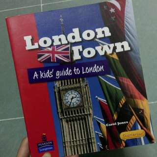London Town: A kids' guide to London