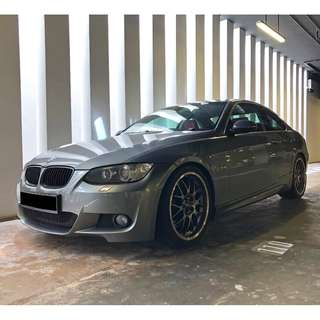 BMW 335I COUPE (LEASE/SALE)