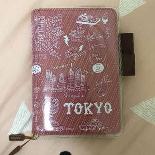 hobonichi 粉紅筆記本
