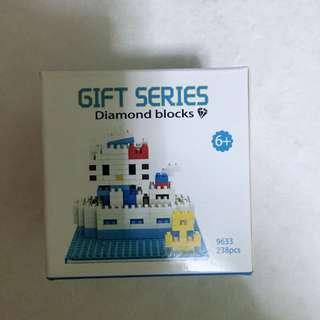 BN Diamond Blocks (Hellokitty Design)