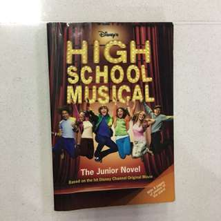High School Musical - the Junior Novel