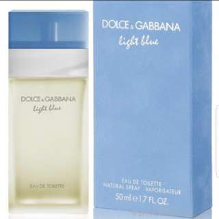 Dolce & Gabbana Light Perfume 50ml