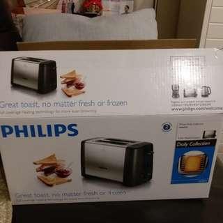 Philips多士爐