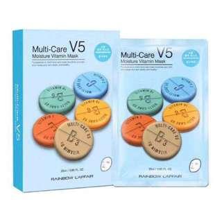 Multi care V5 Moisture Vitamin Mask