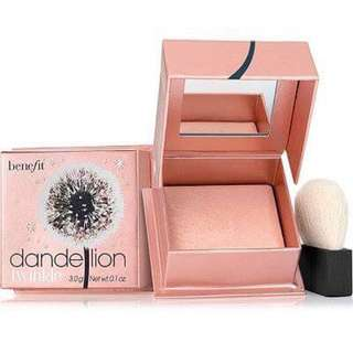 Benefit Dandelion Twinkle Highlighting Powder Full Size