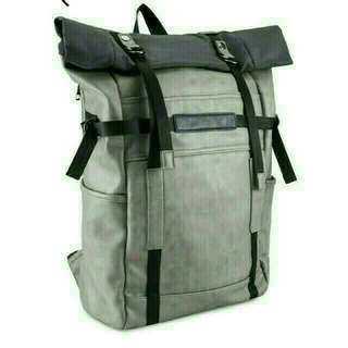 #URBAN GREY FRONT FLAP STYLE