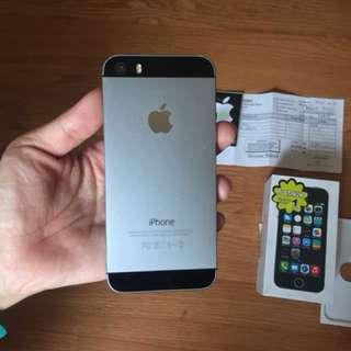Iphone 5s 64gb Black + Ipod 5 black 32gb