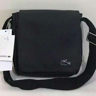 Authentic Lacoste Men Sling Bag