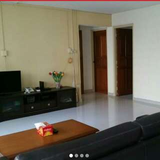 HDB four room flat @ Woodlands Street 41