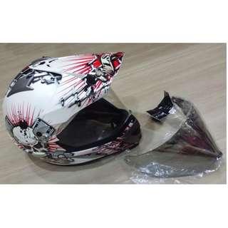 LS2 Enduro helmet, M size for $130.