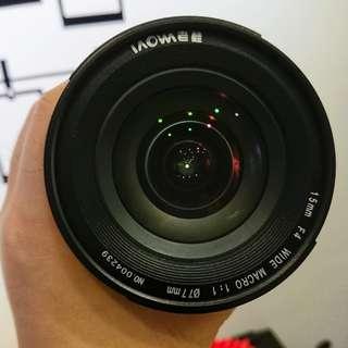 Loawa 15 mm F4 macro