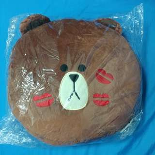 Line Friends Brown Cony Cushion