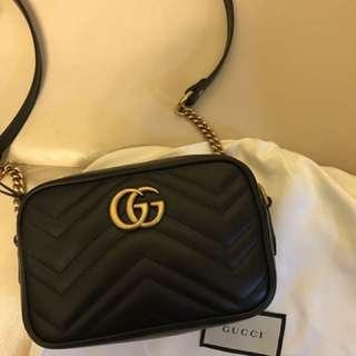 Gucci mini GG Marmont Crossbody bag