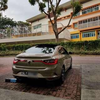 New Renault Megane 1.2T petrol
