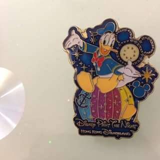 迪士尼徽章 Disney Donald Judy Pins