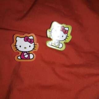 Hello Kitty Clips