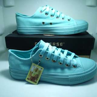 Converse Suede Candy Blue