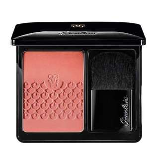 Guerlain Rose Aux Joues Tender Blush in Peach Party