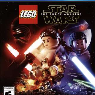 Star wars the force awakens ps4 game