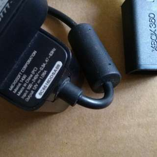 Kinect power adapter