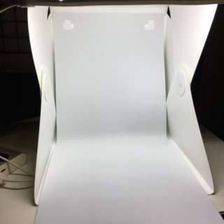 Used Mini Portable Photography Studio