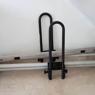 Thule kayak support bars