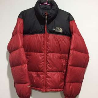 古著 The North Face 羽絨