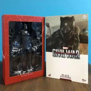 Hot Toys Black Panther Civil War version MISB