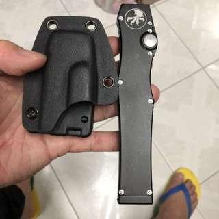 HALO -V彈簧刀