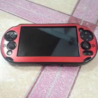 Ps Vita Slim Black