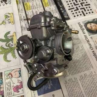 lc135 carburetor standard