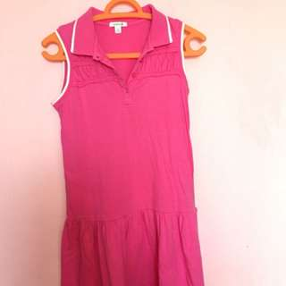 Bossini polo dress