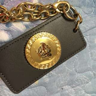 Original Versace for handbag tagging