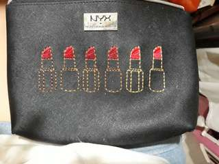 NYX official makeup pouch 100% original
