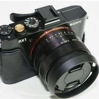 Used Sony DSC RX1R