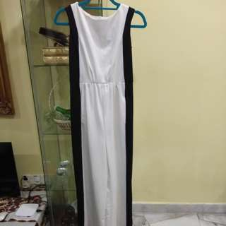 Jumpsuit Duo Tone