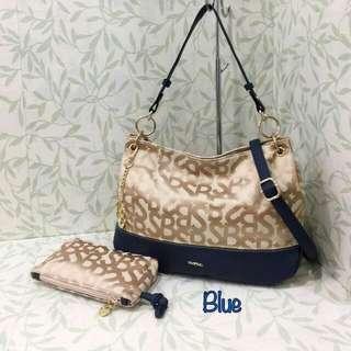 Sembonia Tote Bag Blue