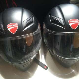 Ducacti helmet agv for sale