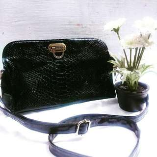 Snake Texture Bag