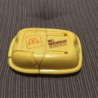 經典麥當勞玩具(早晨全餐)