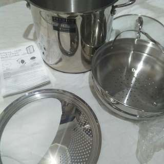 Tramontina Multi-Cooker Stainless Steel