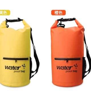 防水袋 (橙色)10L