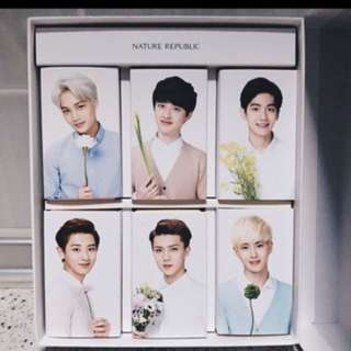 Exo Natural Republic Soap Bars
