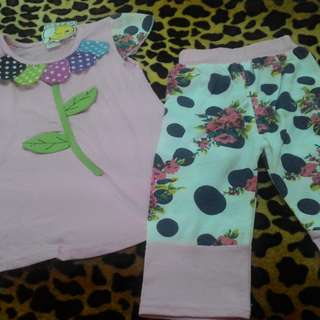 Girl set wear