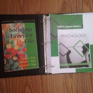 SELLING TEXTBOOKS! Dm for proper prices!