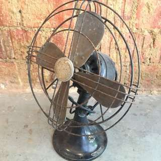 Antique Table Fan