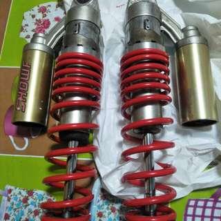 Cb400 showa suspension